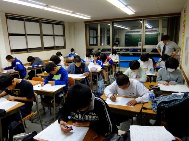 加茂ゼミナール美濃加茂本部校 各中学校に合わせた定期テスト対策