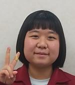 東濃実業高校ビジネス  長谷川 琴乃(東中出身)