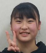 東濃実業高校生活デザイン  山崎 美琥(川辺中出身)