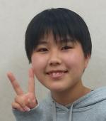 加茂高校理数科  平 奈々美(東中出身)